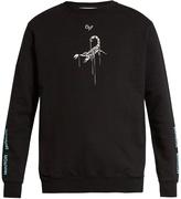 Off-white Othelo's Scorpion-print Cotton Sweatshirt