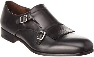 Salvatore Ferragamo Francesco Leather Loafer