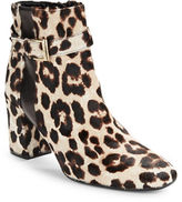 Kate Spade Ovella Calf Hair and Nappa Leather Ankle Boots