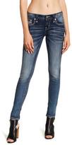 Rock Revival Rhinestone Embellished Skinny Jean