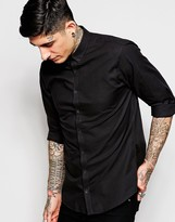 Lindbergh Oxford Shirt with Button Down Collar