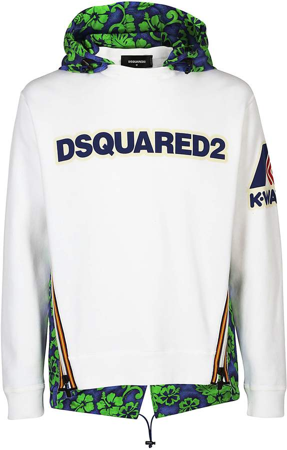 DSQUARED2 X Kway Hoodie