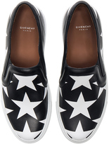 Givenchy Star Print Skate Sneakers