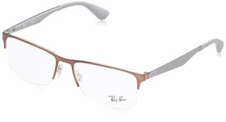 Ray-Ban Women's 0RX 6335 3011 56 Optical Frames
