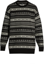 Alexander Wang Cut-out back wool and cashmere-blend sweater