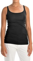 Cynthia Rowley Pima Cotton-Modal Tank Top (For Women)