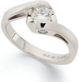 Sirena Diamond Engagement Ring in 14k White Gold (1/2 ct. t.w.)