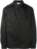Lemaire hooded jacket - men - Cotton/Spandex/Elastane - 46