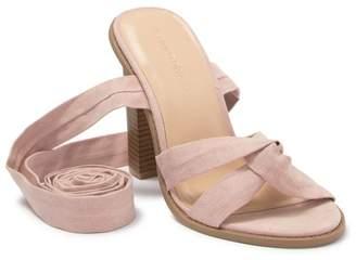 Wild Diva Lounge Peyton Ankle Wrap Sandal