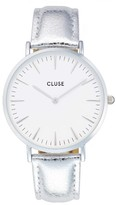 Cluse Women's La Boheme Metallic Strap Watch, 38Mm
