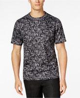 Tasso Elba Men's Performance UV Protection Crew-Neck T-Shirt