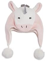 Elegant Baby Girls' Unicorn Aviator Hat - Baby