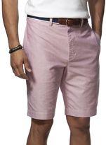 Chaps Big & Tall Classic-Fit Oxford Shorts