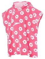 Speedo Girl's Daisy Hooded Towel
