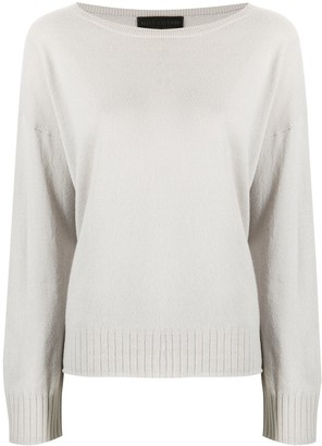 Nili Lotan Relaxed Cashmere Jumper