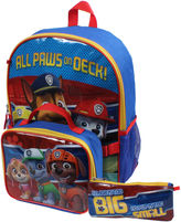 Accessories Paw Patrol Backpack and Lunch Box