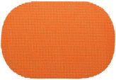 Asstd National Brand Kraftware Fishnet Set of 12 Oval Placemats