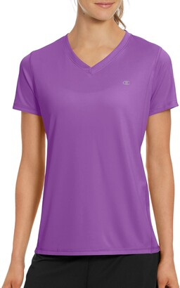 Champion Women's Double Dry Select Tee-Xtemp