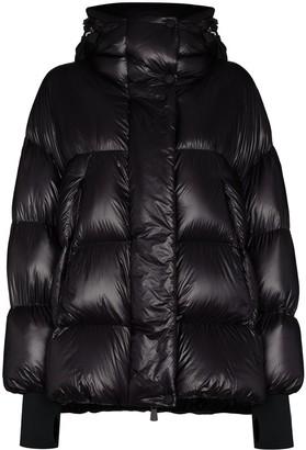 MONCLER GRENOBLE Concealed Fastening Padded Jacket