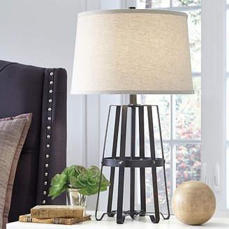 Signature Design by Ashley Samiya Metal Table Lamp