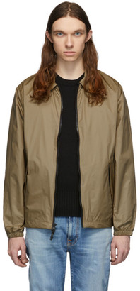 The Very Warm Khaki Harrington Bomber Jacket