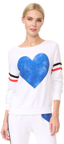 Wildfox Couture Classic Heart Sweatshirt