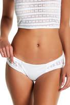 Vitamin A Bondi Boyshorts Bikini Bottoms