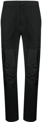 Versace Multi-Pocket Cotton Trousers