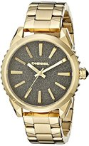 Diesel Women's DZ5474 Nuki Gold-Tone Stainless Steel Watch