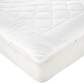 John Lewis & Partners Natural Light Cotton Comfort Dual Layer 3cm Deep Mattress Topper