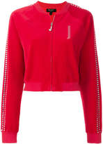 Juicy Couture customisable velour jacket