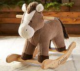 Pottery Barn Kids Nursery Horse Rocker