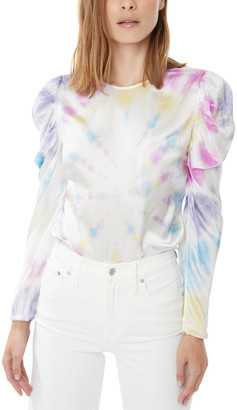 Generation Love Penelope Silk Blouse