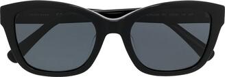 Longchamp Square Sunglasses