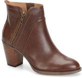 Sofft West Leather Ankle Boots