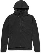 Descente - Super Sonic Slim-fit Shell Hooded Jacket