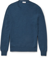 Brioni - Slim-fit Honeycomb-knit Cashmere Sweater