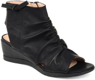 Journee Collection Ramona Women's Wedge Sandals