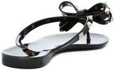 Valentino Rockstud Bow PVC Jellys
