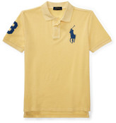 Polo Ralph Lauren Cotton Mesh Polo Shirt (8-14 Years)