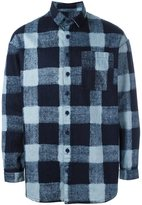 Sunnei checked shirt - men - Cotton - M