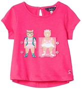Joules Kids Chomp (Toddler/Little Kids) (Pink Bears) Girl's Clothing