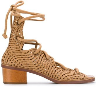 Stella McCartney Maia Gladiator sandals