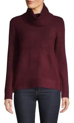Vero Moda Cowl-Neck Wool-Blend Sweater