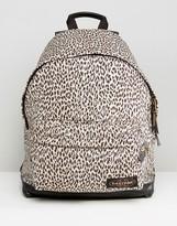 Eastpak House Of Hackney Wyoming Leopard Backpack