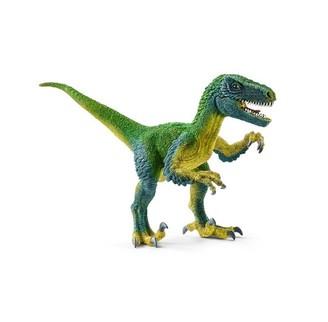 Schleich Hand-Painted Figure Velociraptor