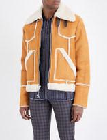 Coach Lumber shearling jacket