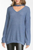 Cherish Mock Neck Top