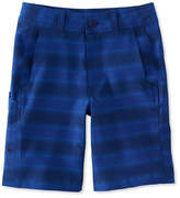 L.L. Bean Boys' Land-to-Sea Shorts, Stripe