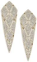 Adriana Orsini Women's Pavé Cone Post Earrings